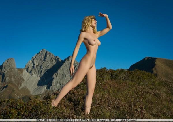 of femjoy Mountain nudes julia