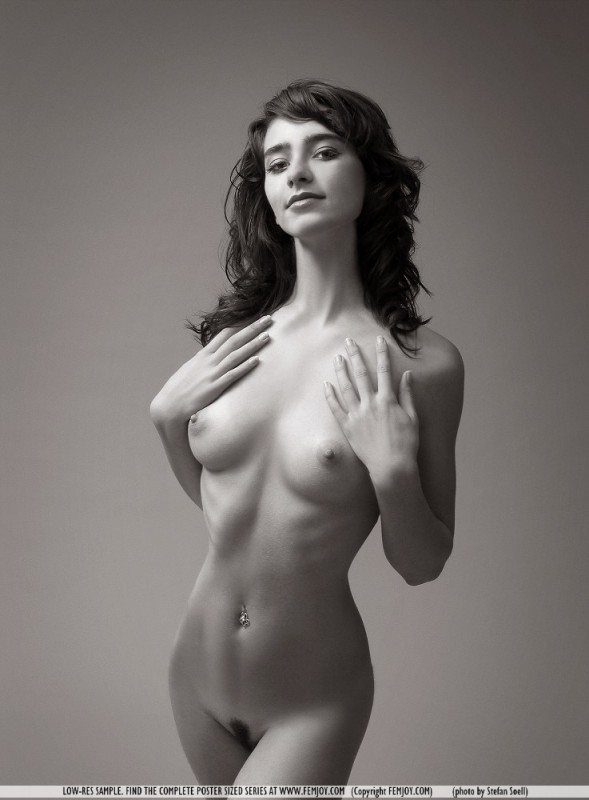 Young Naturist Nude