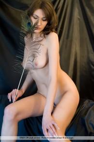 Valeria femjoy Black Velvet